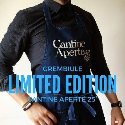 Grembiule limited edition
